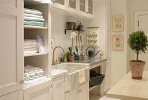 Interiors: Laundry / by Megan
