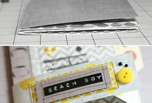 ✿My mini-albums✿ / by Marinette Scrap