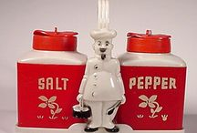 Salt and Pepper Shakers / by Kay Elmore
