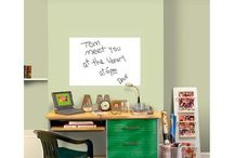 Classroom Decor Ideas / Make your classroom fun and engaging with these ideas for teachers / by WallPops Wall Decals