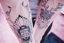tattoos! / by madilyn bender