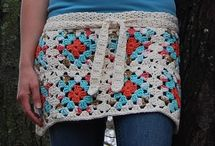 crochet clothing / by sue ben