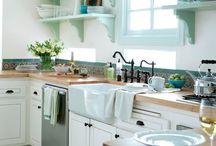 Kitchen Ideas / by Megan Barnett