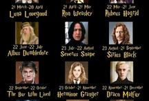 Harry Potter / by Tana Frey