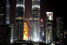 Kuala Lumpur. / by Kanoo Travel