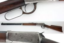 Rifle Lever Action / by John Miller