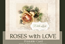My Vintage Cards / Printable cards which I have created / by Judy M