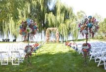 Outdoor Weddings / by Victoria Banquets
