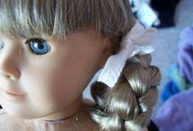 American Girl Dolls / by Sophie Bengtsson