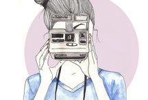 Illustration / by Cris Oya