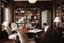 Dining Rooms / by Katharine Turner