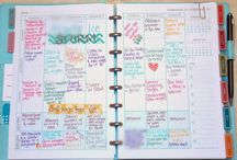 Planner Obsession / by Natalie Muoio