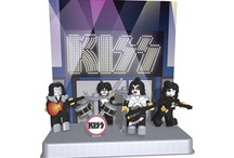 KISS Buildable Figures from K'NEX / by K'NEX Brands
