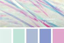 Color Schemes / by Pink Cake Box