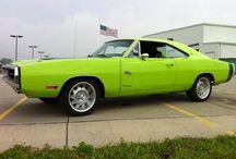 MOPAR(Chrysler) RALLYE Wheels by YEARONE / MOPAR RALLYE Wheels by YEARONE on cars / by YEARONE Muscle Cars