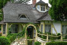 Fairy Tale Houses / by Susan Gendron Huotari