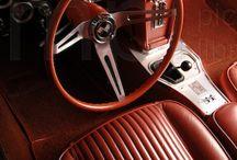 Car Interiors / by Nav Minhas