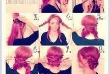 Hair / by Karie Kolar