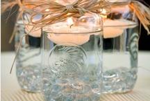 Mason Jar Crafts / by Jennifer Bridges