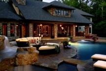 Dream Home Ideas  / by Jessica Claxton