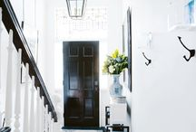 Front Entrance Inspiration / by lifebeginsatthirty