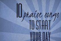 Praise / by Robbie-Heather LaCoste