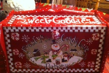 Handpainted Items / by peppermint pattie