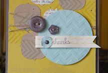 Stampin Up Cards  / by Mary Mendoza