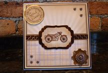 His & Hers Collection / A stunning and versatile collection of male and female themed dies, giving you the perfect die for any card or occasion / by Tattered Lace Dies