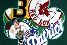 Boston Sports / by Brian Keville