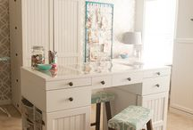 Craft Room / by Christine Leahy { Let's Get Crafty! }