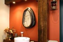 Rustic elegance decor / by Judy Elrod
