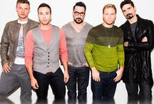 The Backstreet Boys / by Amanda Gain