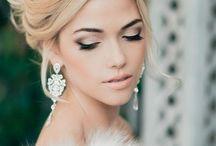 Bridal makeup / by Miranda Lemmons