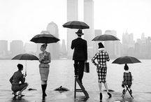 paris versus new york / by christine lim