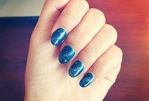 Pretty Nails / by Kristina