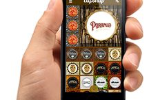 CapSnap by HyprByte / Keep track of the beers your brew & drink with #CapSnap now available on the AppStore. appsto.re/us/0-dxR.i / by matthew mikulsky