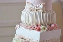 cakes / by Debra Allen