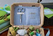 sewing kit / by Jessica Burton-Billings