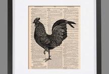 Roosters / by Leann Baker