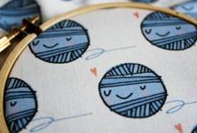 Knitting / by Lisa Deguchi