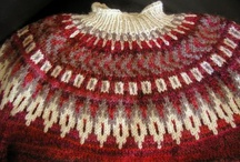 Knit Fair Isle & Stranded / by Suzan Johnson