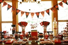 Graduation Party Ideas / These Graduation Party Ideas will help you create stunning Graduation Decorations and supply you with Graduation Favor ideas. / by Shindigz