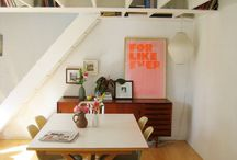Spaces / by Lindsay Arseneau