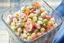 Salads and dressing. / by Sara Pyke