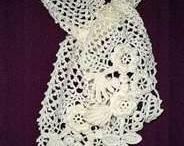 Irish...freeform crochet / by Susan Wilson
