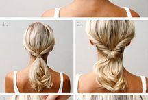 Pretty hair / by Nancy Oats Rossouw