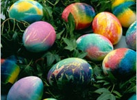 Z - Easter Egg-stravaganza / by Anne Other