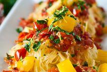 Vegan Spaghetti Squash Recipes / by Ecolissa