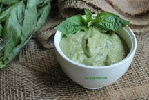 Vegan Dips, Spreads & Sauces / Low glycemic vegan dips, spreads, and sauces. / by Tate Bagwell